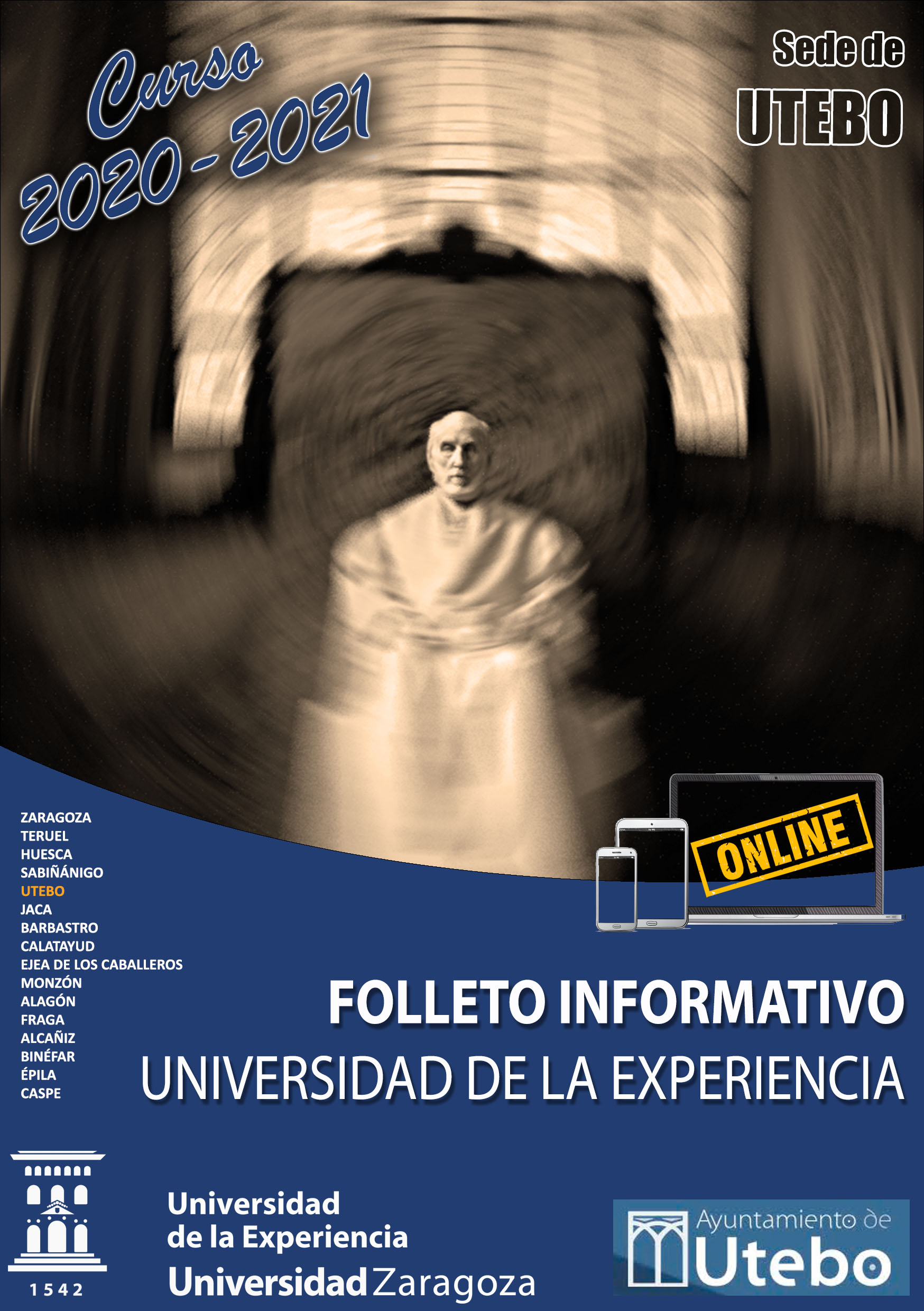 Folleto Utebo